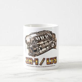 ZR1 LT5 Corvette Engine Coffee Mug