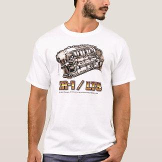 ZR1 LT5 Corvette Engine T-Shirt