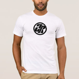 ZR Circ du White T-Shirt