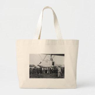 ZR III Motor Gondola Canvas Bag