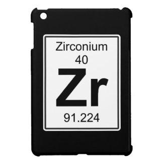 Zr - Zirconium iPad Mini Cover