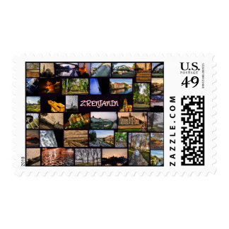 Zrenjanin Postage Stamp