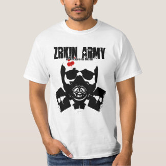 ZRK ARMY keeping the dead in, T-Shirt