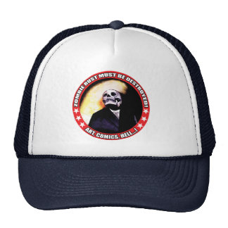 ZRMBD! Button Version Trucker Hat