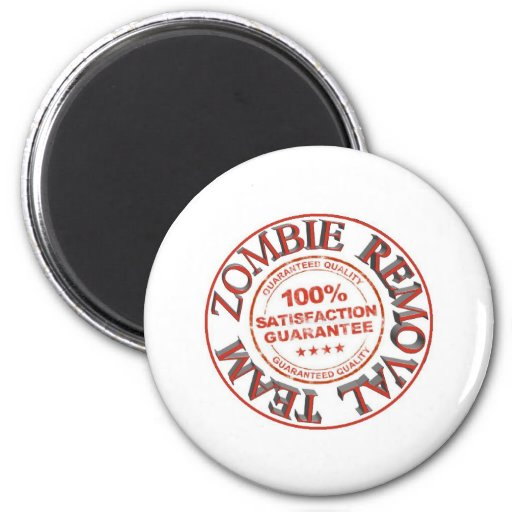 ZRT2 guarantee Refrigerator Magnets