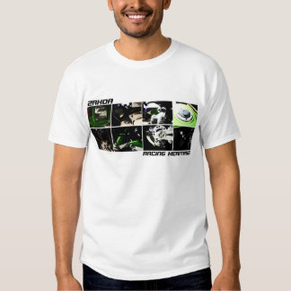 ZRXOA heritage T-shirts