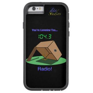 "ZS ""It's A Trap!"" Radio iPhone 6/6s, Tough Xtreme Tough Xtreme iPhone 6 Case"