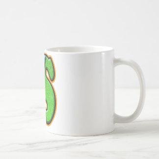 ZS - Zombie Squash TM Classic White Coffee Mug