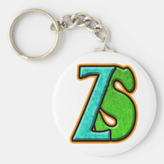 ZS - Zombie Squash TM Key Chains
