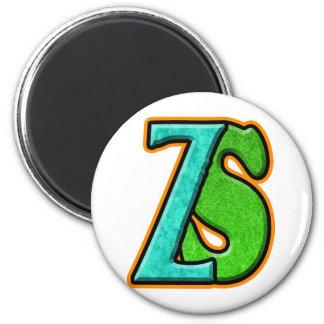 ZS - Zombie Squash TM Fridge Magnets