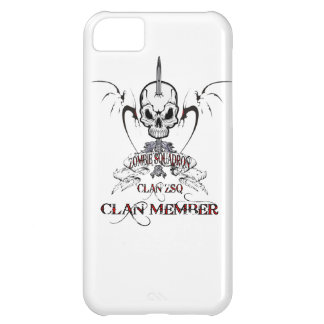ZSQ Clan Member iPhone 5C Covers