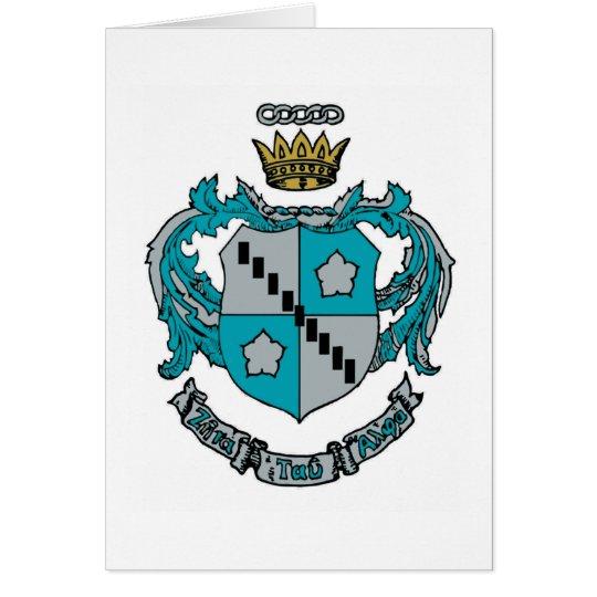 ZTA Crest Color Card