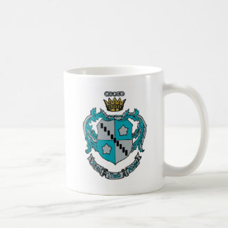 ZTA Crest Color Coffee Mug