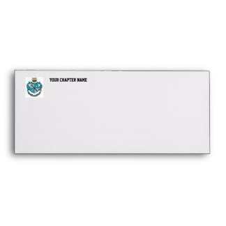 ZTA Crest Color Envelopes