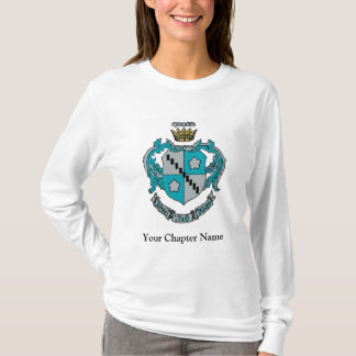 ZTA Crest Color T-Shirt