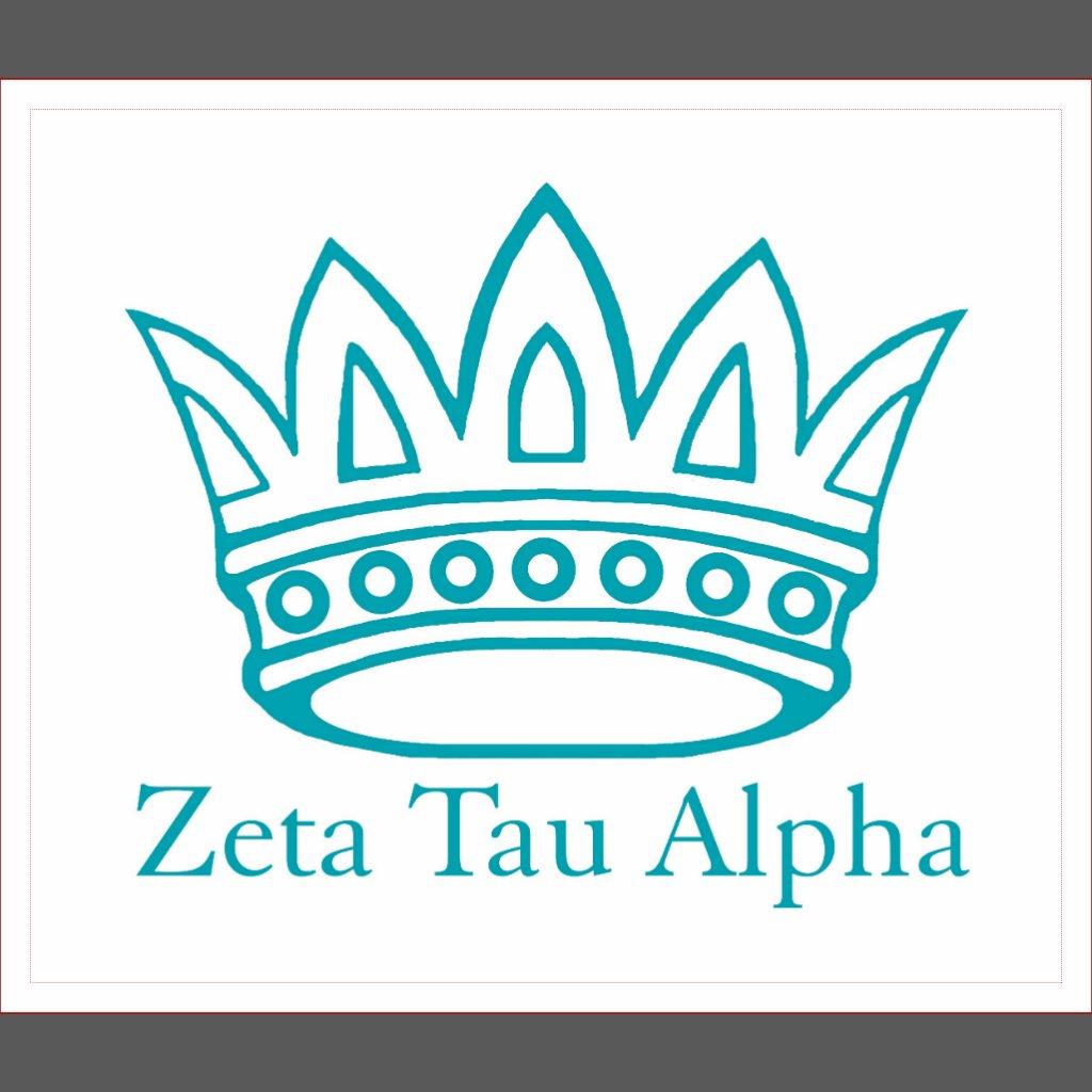 Zta Crown Symbol