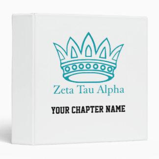 ZTA Crown with ZTA Binder