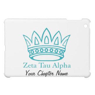 ZTA Crown with ZTA Case For The iPad Mini