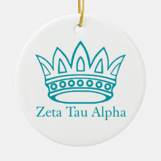 ZTA Crown with ZTA Ceramic Ornament