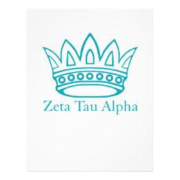 ZTA Crown with ZTA Flyer