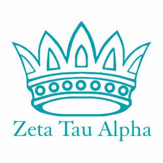 ZTA Crown with ZTA Photo Cutouts
