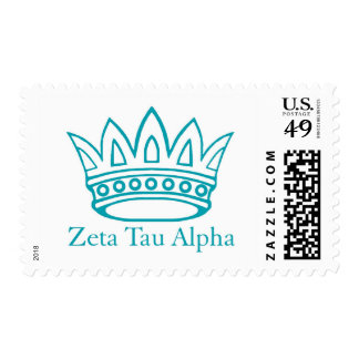 ZTA Crown with ZTA Postage