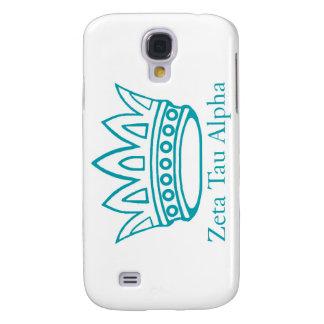 ZTA Crown with ZTA Samsung Galaxy S4 Case