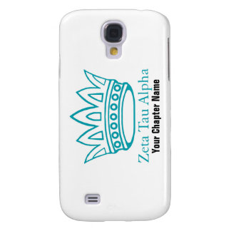 ZTA Crown with ZTA Samsung Galaxy S4 Covers