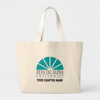 ZTA Logo Canvas Bags
