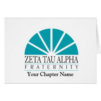 ZTA Logo Card