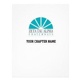 ZTA Logo Flyer