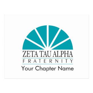 ZTA Logo Postcard