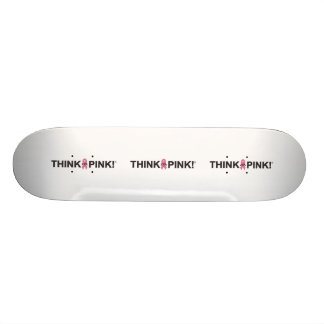 ZTA Think Pink! Skateboard