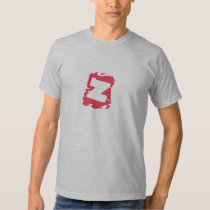 ZTee with Z-stamp front, logo back Tee Shirts