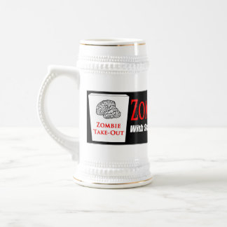ZTO Official Drinking Game Accessory 18 Oz Beer Stein