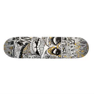 zu talk to me sk8 (=)) deck custom skateboard