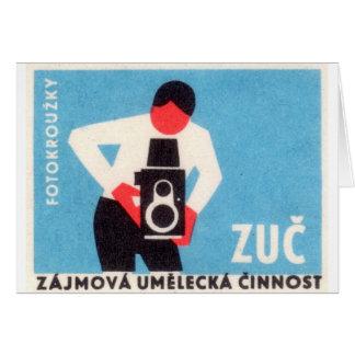 Zuc Camera Card