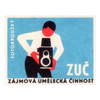 Zuc Camera Postcard