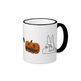 zucchilly, HALLOWEEN Ringer Mug