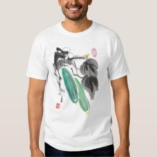 Zucchini Art T Shirt