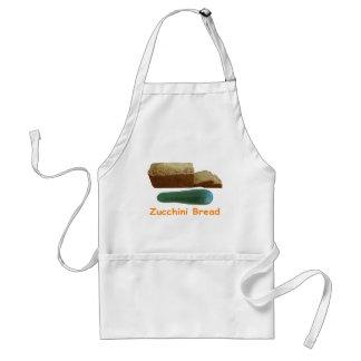 Zucchini Bread Adult Apron