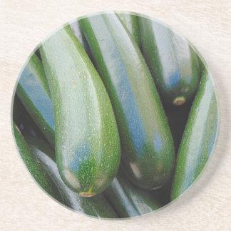 Zucchini Coaster