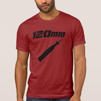 zueco de 120m m camisetas