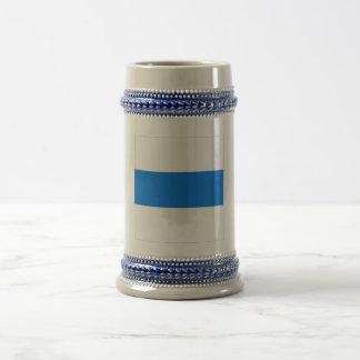 Zug Flag Beer Stein
