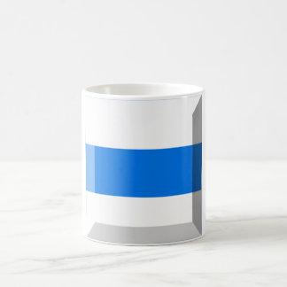 Zug Flag Gem Coffee Mug