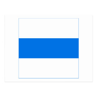 Zug Flag Post Card