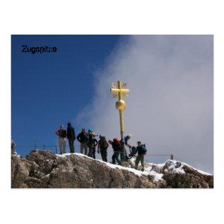 Zugspitze Postcard
