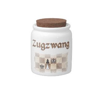 Zugzwang 4000 candy jar