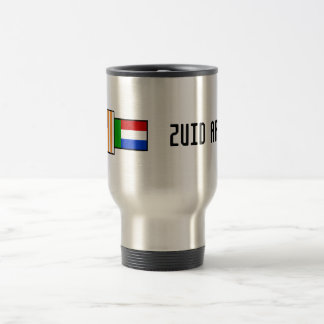 zuid afrika coffee mug