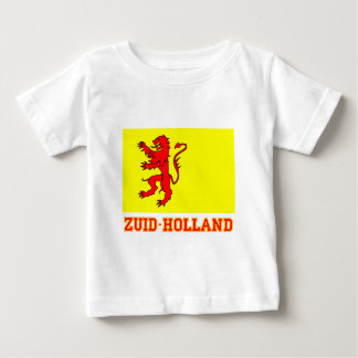 Zuid-Holland Flag with name Shirt